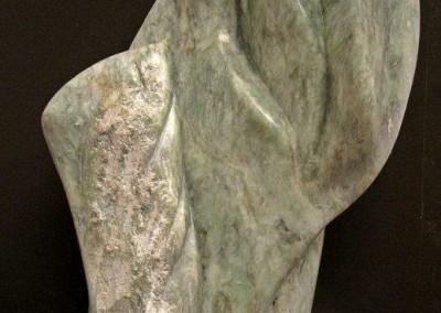 BAUMFRAU - Steinskulpturen Christl Angele-Scheffold